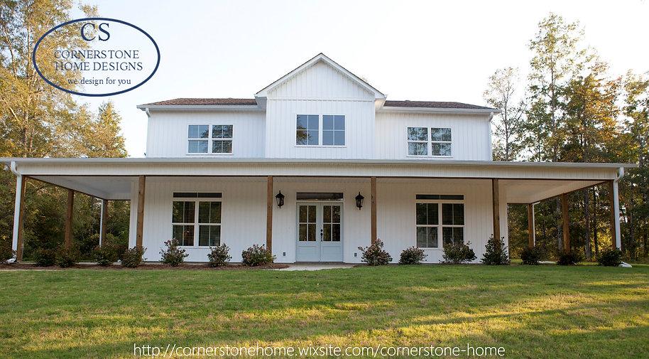 Magnolia house plan