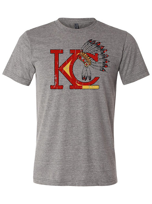 Vintage KC Headdress Shirt