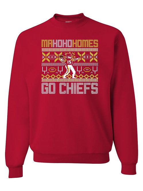 Mahohohomes Crewneck Sweatshirt
