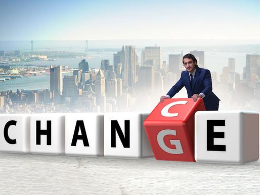 Das lern ich nie – Training als Change Management