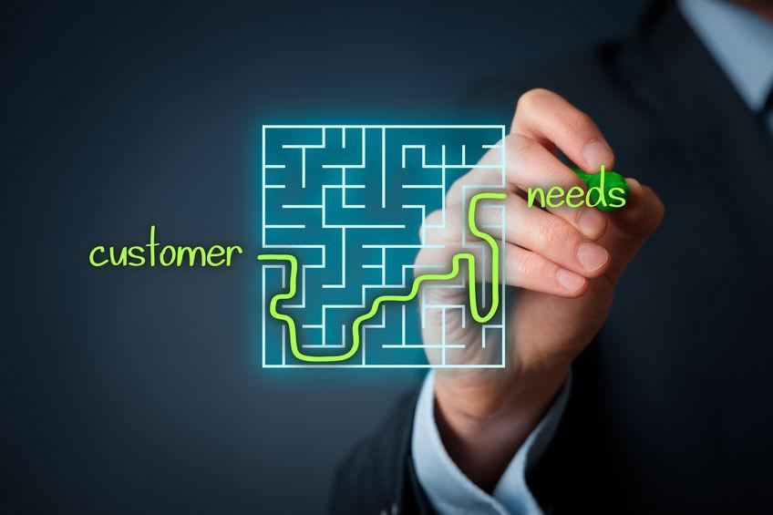 Auf jeden einzelnen Kunden einzugehen kostet viel Zeit. Wer aber im Vertrieb langfristig erfolgreich sein will, muss den Bedarf seiner Kunden kennen.