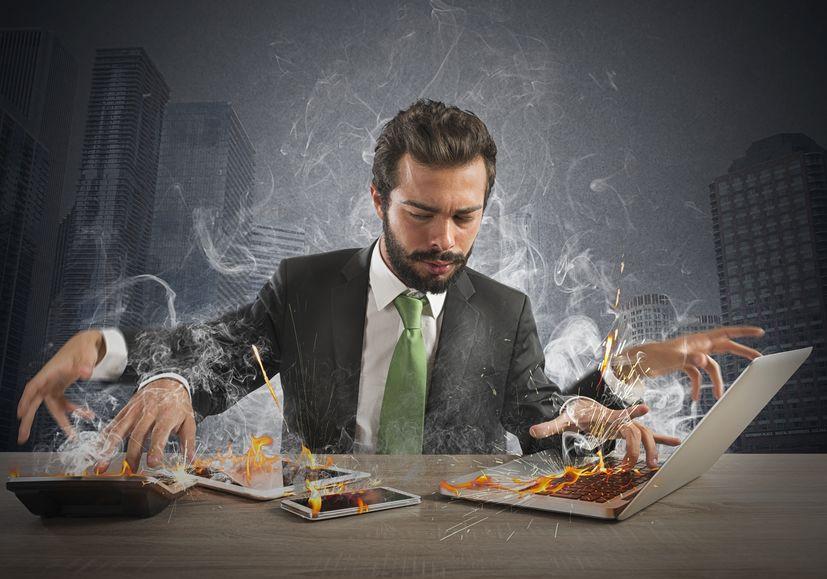 Multitasking: Beherrschen Sie es? Egal, was Sie jetzt antworten – wir Menschen können uns immer nur 10 Minuten auf eine Sache konzentrieren. Wie Sie Ihr Publikum bei der Stange halten, erfahren Sie hier.