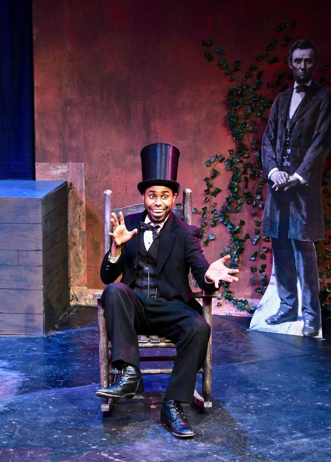 THE AMERICA PLAY By Suzan Lori-Parks (GSU Theatre Arts Guild, 2019)