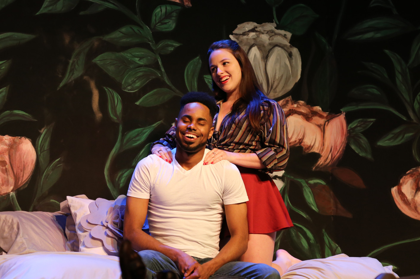 Flower Room By Daryl Fazio (Actors Express Theatre, 2018)