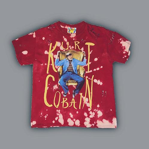 Kurt Cobain Bleach Dye