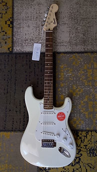 Squier stratocaster bullet