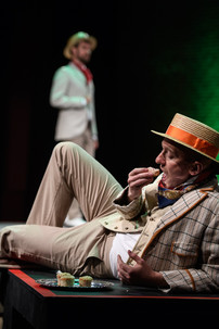 B Tommy Andersson: The Importance of Being Earnest: Algernon