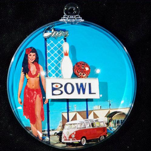 """Sardibulle """"Bowling Hula Girl"""""""