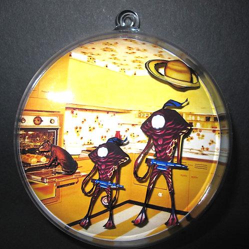 """Sardibulle """"Aliens in the Kitchen!"""""""