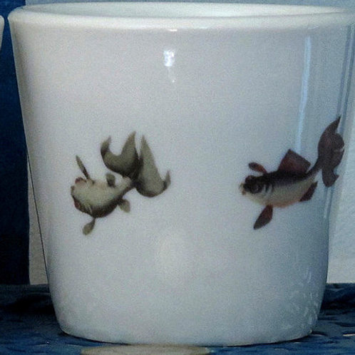 Duo Cup Swimming Fish 2