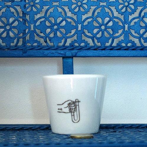 """Duo de cups """"Measures"""""""