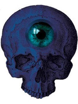 """STICKER """"Skull"""""""