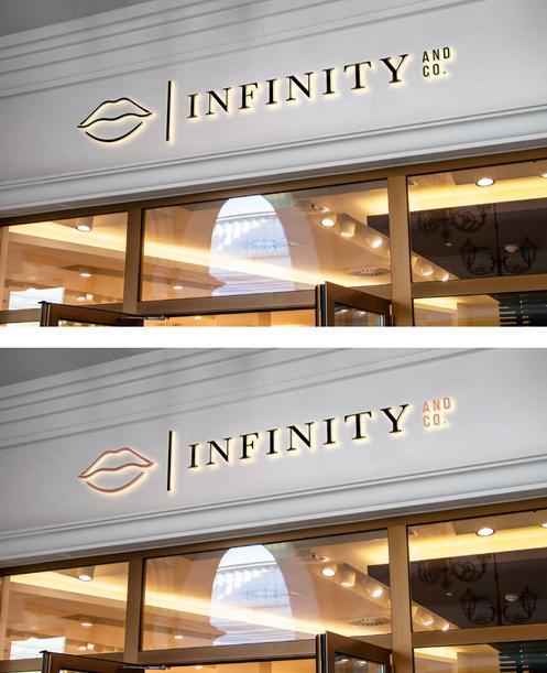 Refined Idea - Store Sign