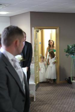 Chesterfield Down Wedding Photograph