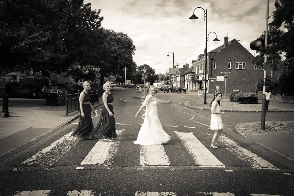 The Cromwell Stevenage Wedding