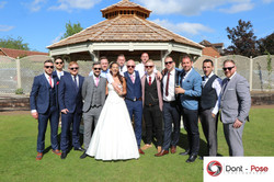 Cromwell wedding stevenage