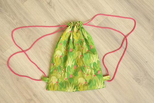 Kaktusový batůžek - celokaktus