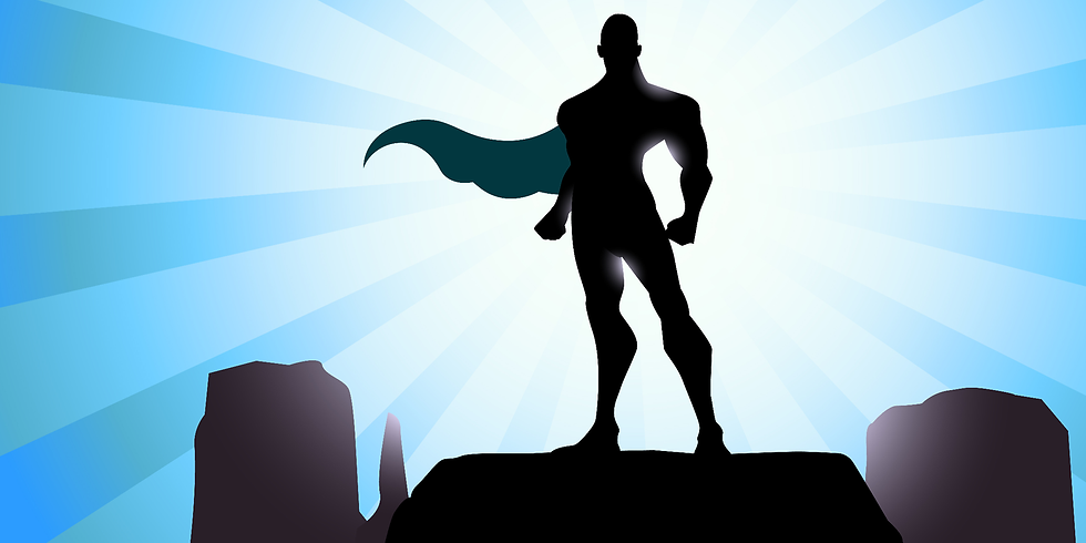 Super Hero Sunday