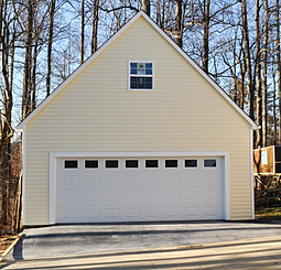 Nc garage builders for Detached garage cost estimator