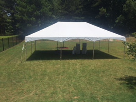 20x30 Tent Package for 70 people