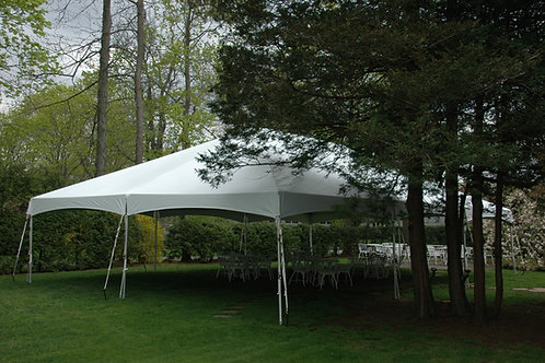 20x20 Tent Package for 50 People