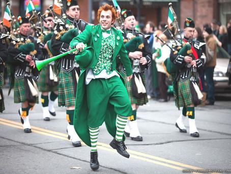 St. Patrick's Day, la festa di San Patrizio!