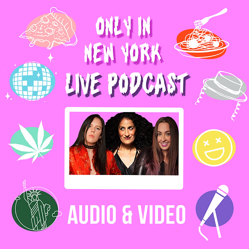 Exclusive Live Show - Audio AND Video