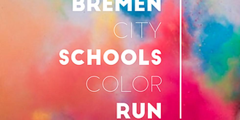 Annual Bremen City Schools Color Run