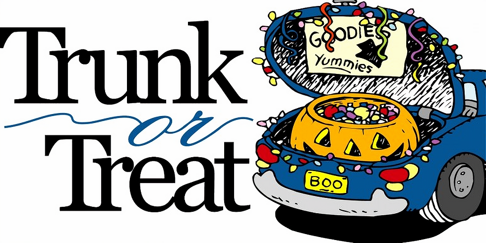 13th Annual Pioneer Ford Trunk or Treat