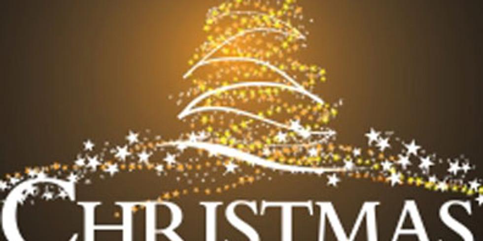 Christmas Tree Lighting Downtown Buchanan