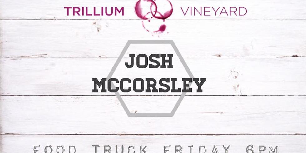 Food Truck Friday with Josh McCorsley