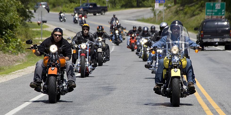 16th Annual Veteran's Freedom Ride