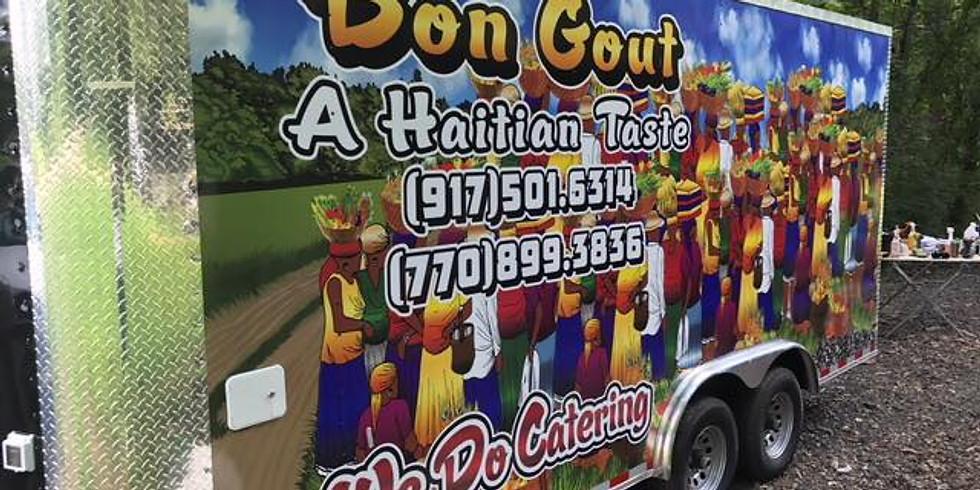 "Food Truck Friday  with Bon Gout ""A Haitian Taste"""