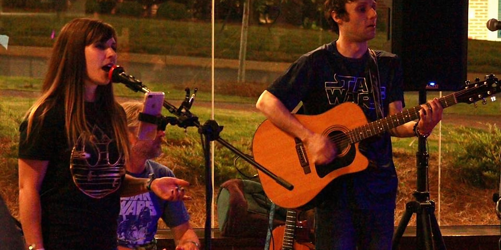 Saturday Night Live Music with John Paul and Becka Marie