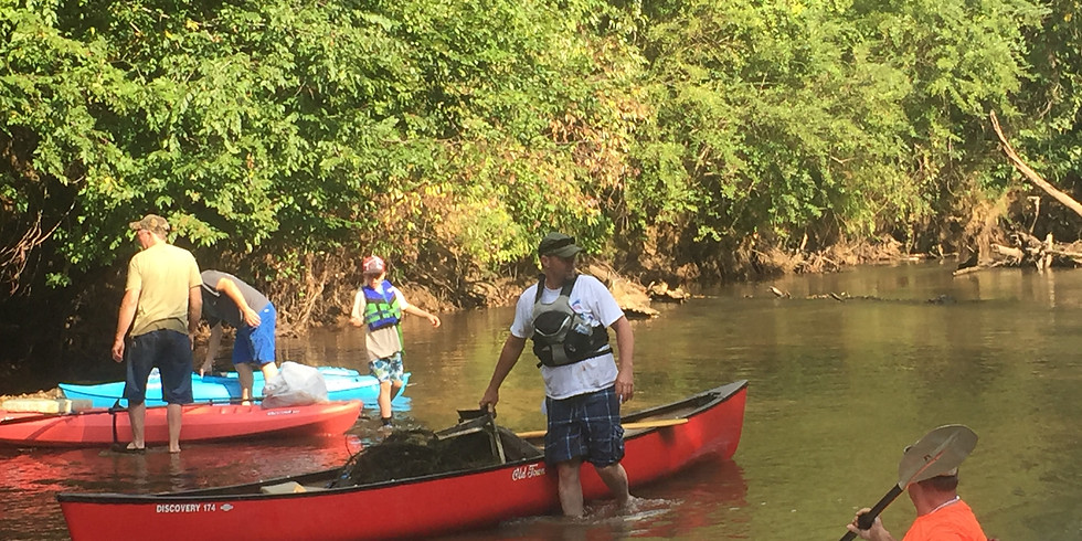 Tallapoosa River Cleanup