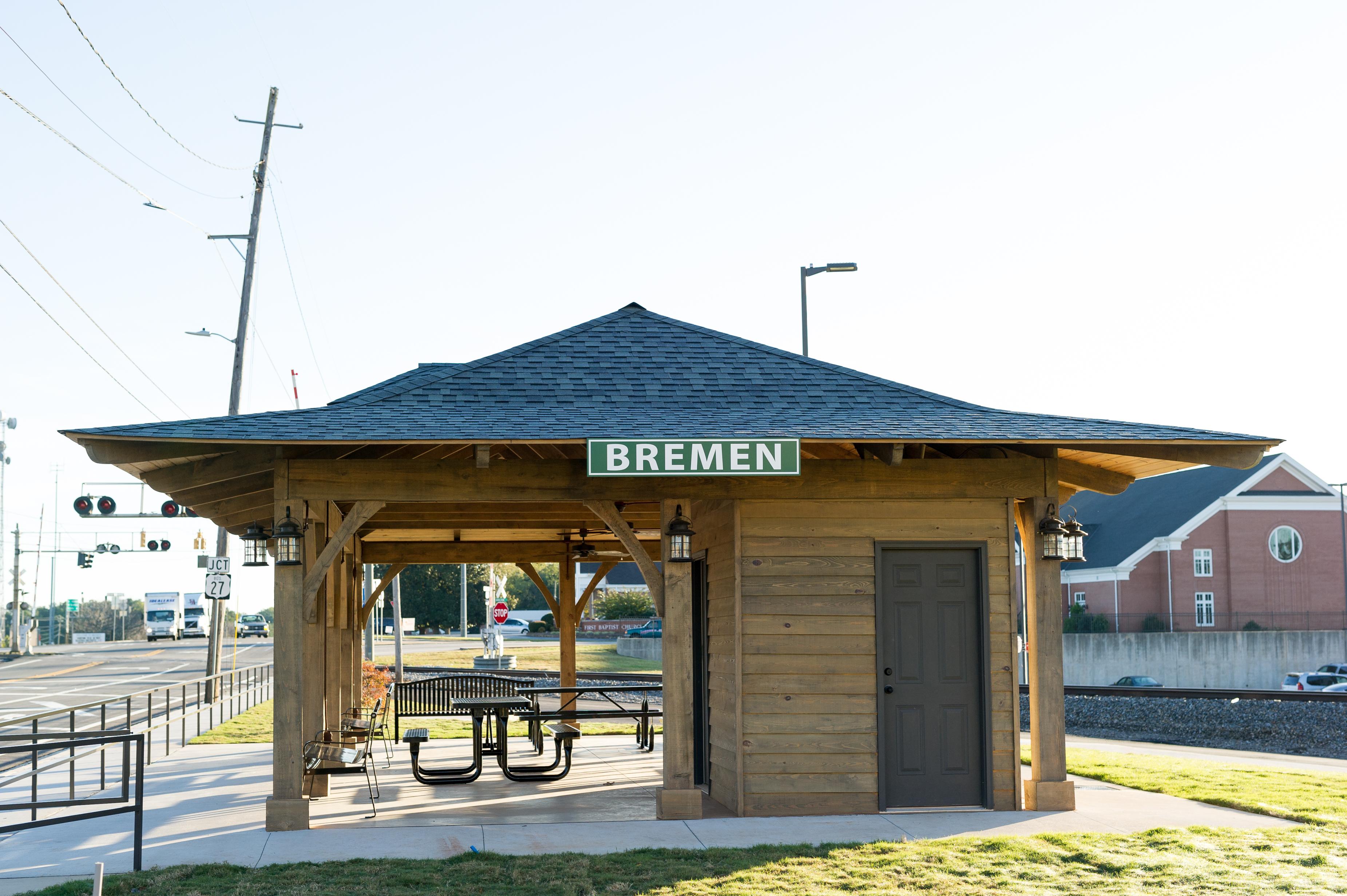 Bremen Depot Park