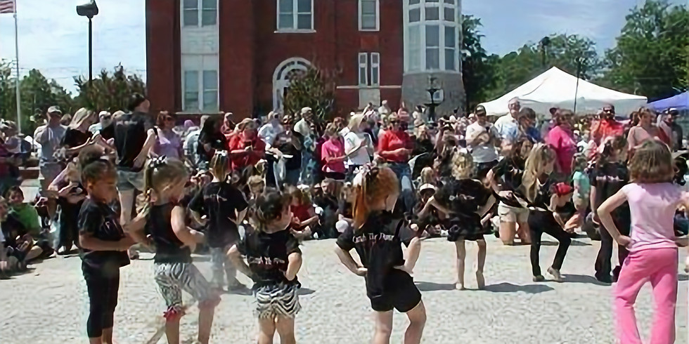46th Annual Spring Fair on the Square and Run for the Books