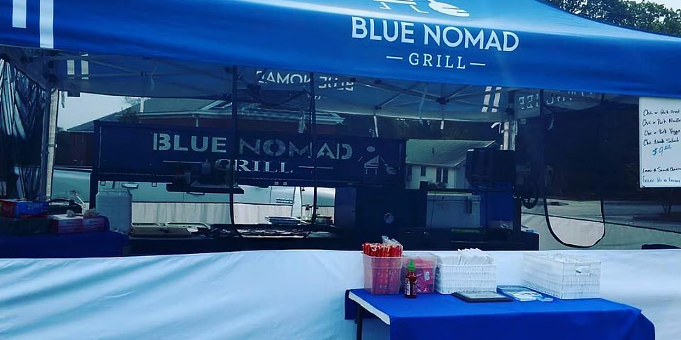 Food Truck Friday with Blue Nomad Grill