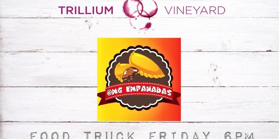 Food Truck Friday with OMG Empanadas