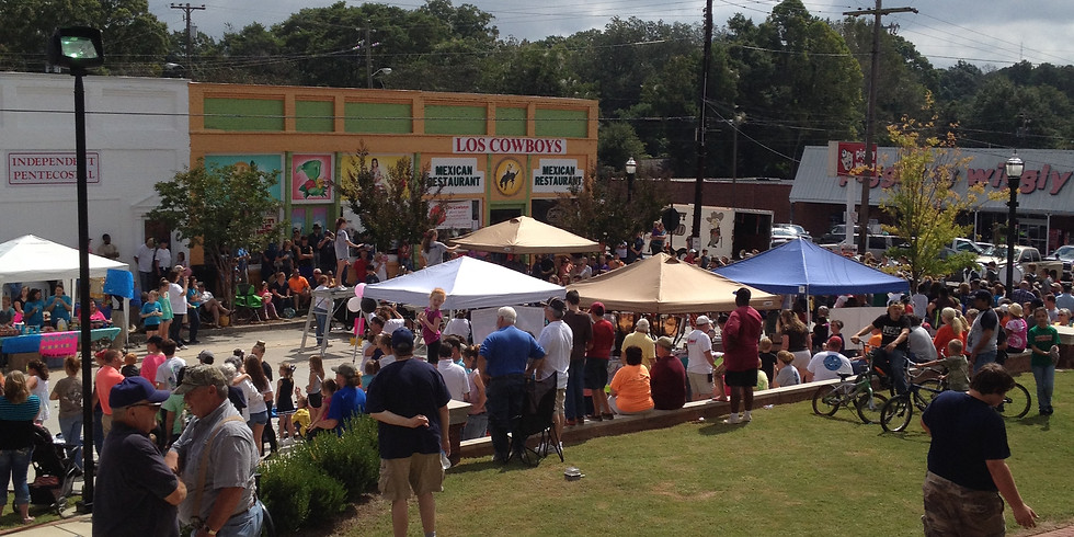 47th Annual Spring Fair on the Square and 5K Run for the Books