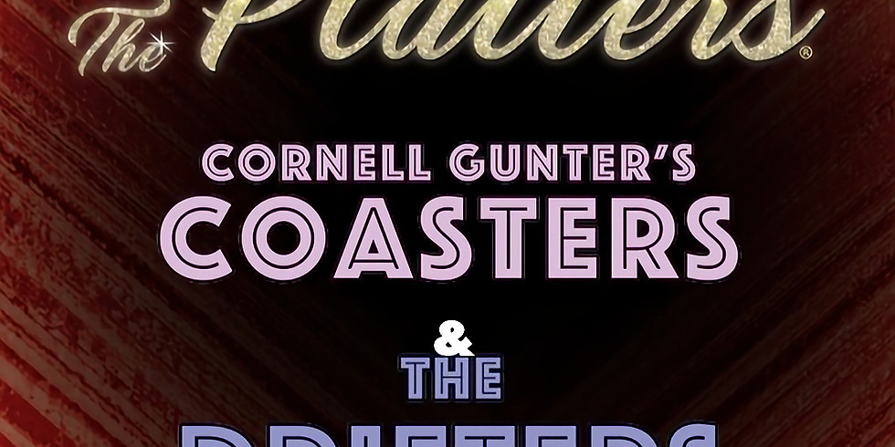 The Drifters, The Platters, and Cornell Gunter's Coasters