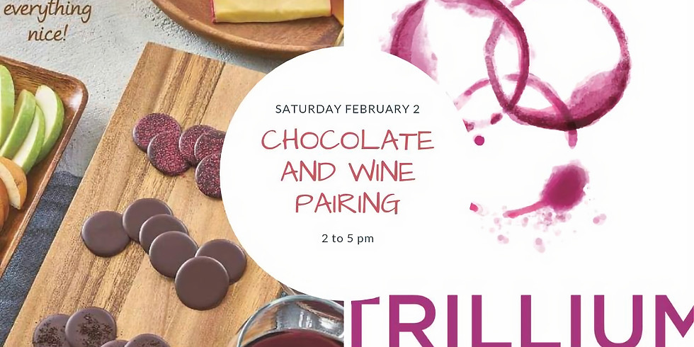 Wine and Chocolate Pairing Event
