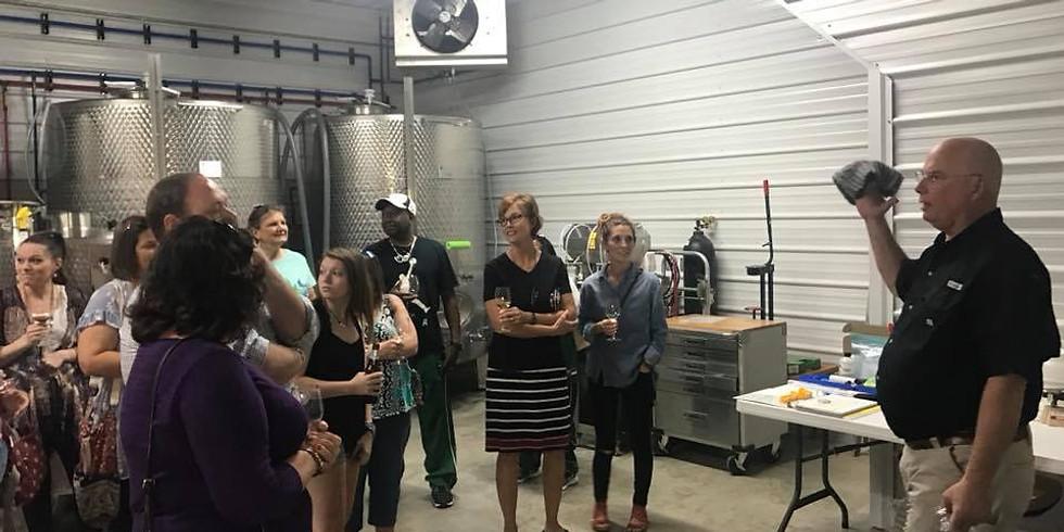 Behind the Vines Tour at Trillium Vineyards