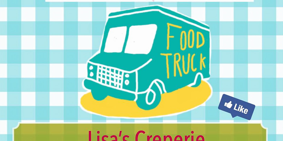 Food Truck Friday with Lisa's Creperie