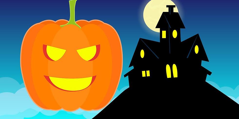 Annual Pumpkin Caper -  Hippie Theme 60's & 70's