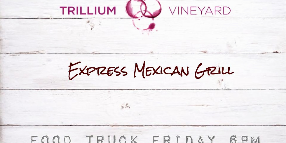 Food Truck Friday with Express Mexican Grill