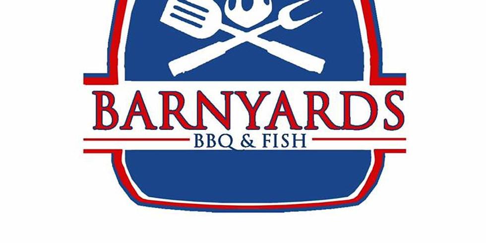 Food Truck Friday with Barnyards BBQ & Fish