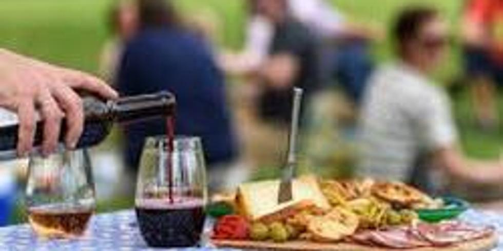 Picnic in the Vineyard at Trillium Vineyards