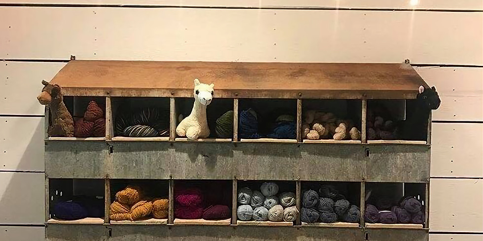 Thursday Afternoon Woolgathering