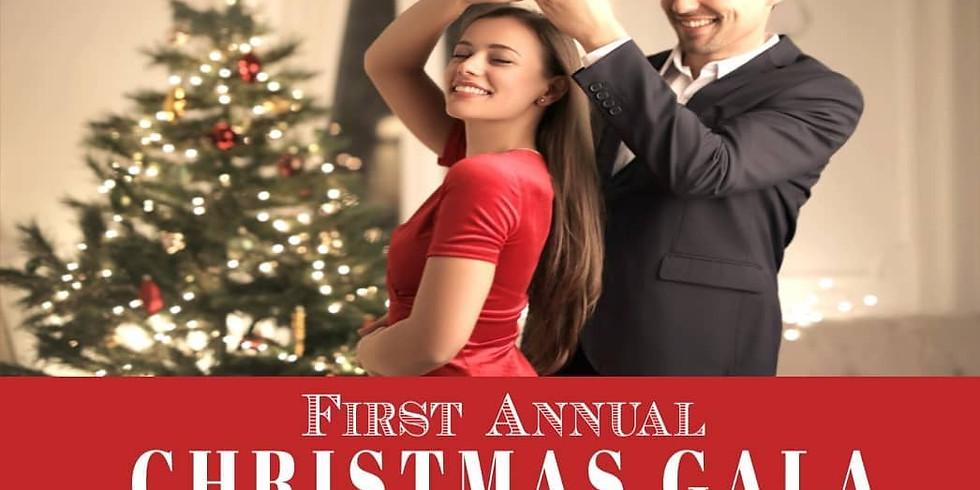 First Annual Christmas Gala